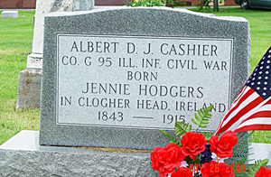 Trans Union Soldier Albert Cashier