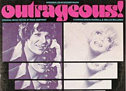"""Classic Gay Cinema 101: Watch """"OUTRAGEOUS"""" (1977) Starring: Craig Russell - FULL Movie [Video]"""