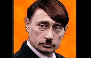 Vlad Hitler Putin