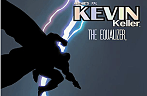 Kevin Keller superhero