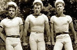 Hot Gay Sailors