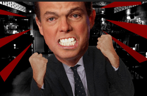 Sheperd Smith douchebag