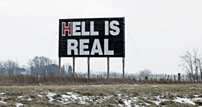 Hell Is Real