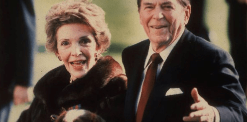 Nancy Reagan was a cold hearted bitch