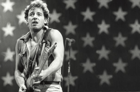 """THE BOSS Speaks! - Bruce Springsteen: """"""""The republic is under siege by a moron."""""""
