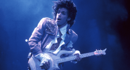 Singer Songwriter PRINCE Dead At 57