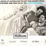 Hilton Gay Ad 2