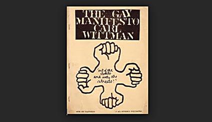 READ The Gay Manifesto by Carl Whitman 1970