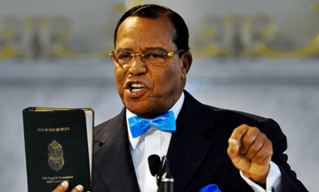 Nation of Islam Leader Louis Farrakah: Obama Chose Gay People And Jews Over Black Americans