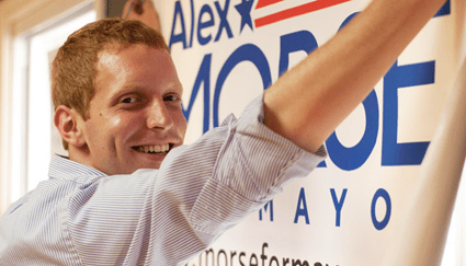 Openly Gay Mayor of Holyoke, MA Receives Letter Saying, 'You are going down.'