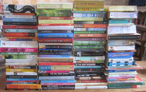 May 28 Secondhand Books