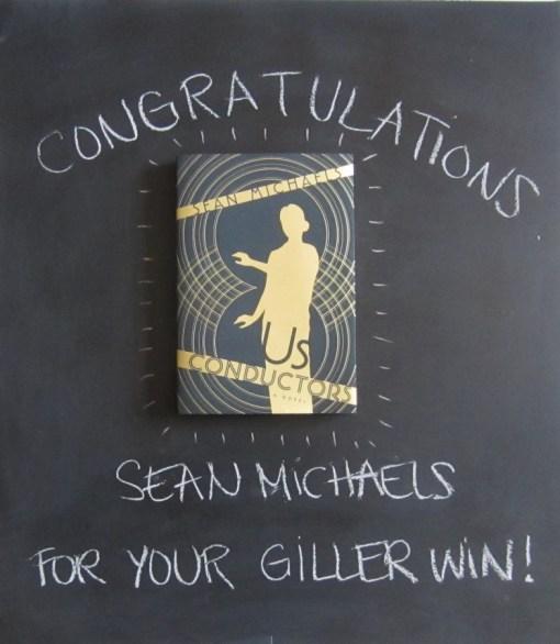 Giller Winner