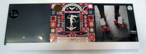 New Vinyl Jan 31