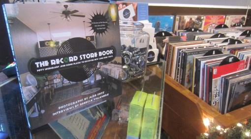 Record Store Book