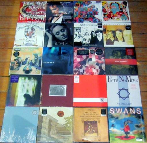 New Vinyl Jan 8-2