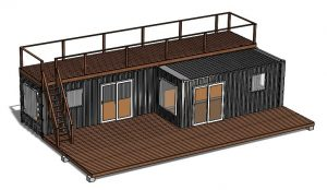 Backcountry Containers Custom Container Homes