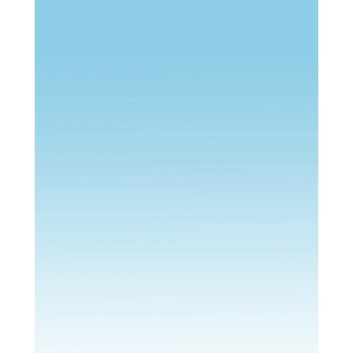 Baby Blue Linear Gradient Backdrop Backdrop Express