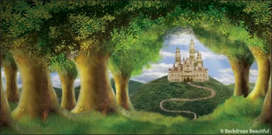 Dreamscene Anime Video Wallpaper Backdrops Beautiful Hand Painted Scenic Backdrop Rentals
