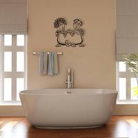 bathroom metal wall art | My Web Value