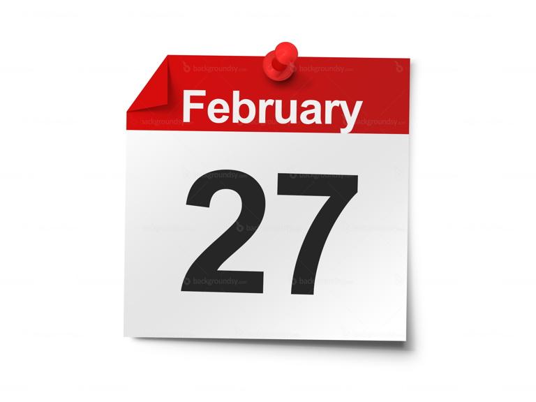 Daily calendar template (PSD) Backgroundsy