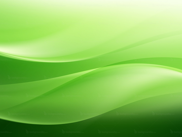 Green waves background Backgroundsy