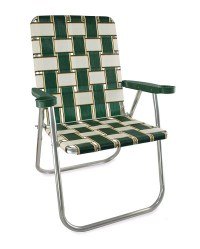 Lawn Chairs Made in the USA | Folding Aluminum Webbed Lawn ...