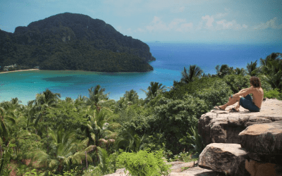 solo backpacker asia travel