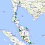 How To Overland From Singapore – Bangkok, Including Costs