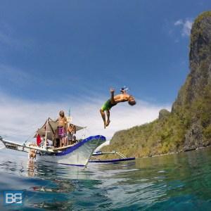 travelling backpacker the philippines palawan coron el nido