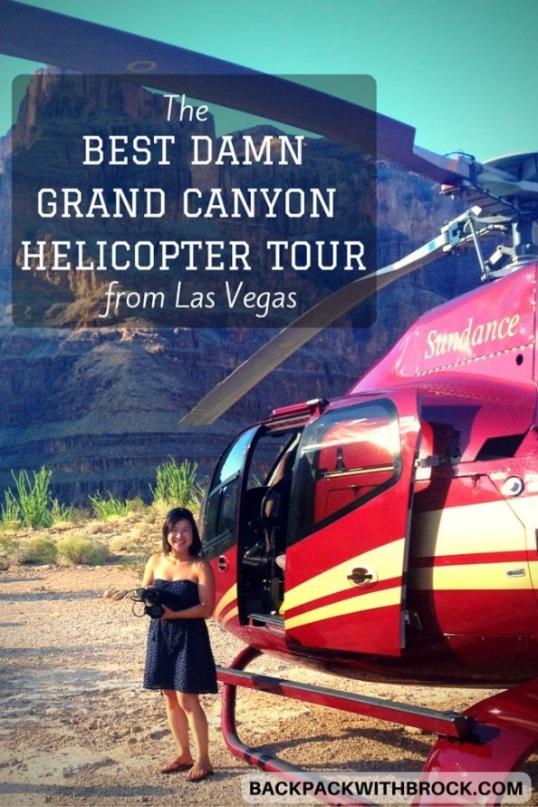 The Best Grand Canyon Helicopter Tour From Las Vegas