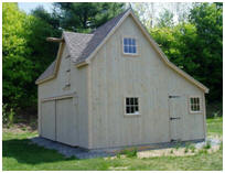 Little Barn Plans For Small Farmers Homesteaders And
