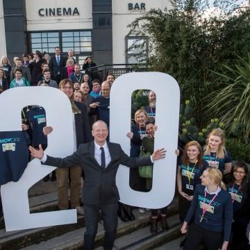 The Showroom Cinema celebrates its' 20th anniversary