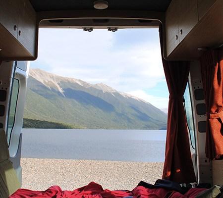 NZ campervan