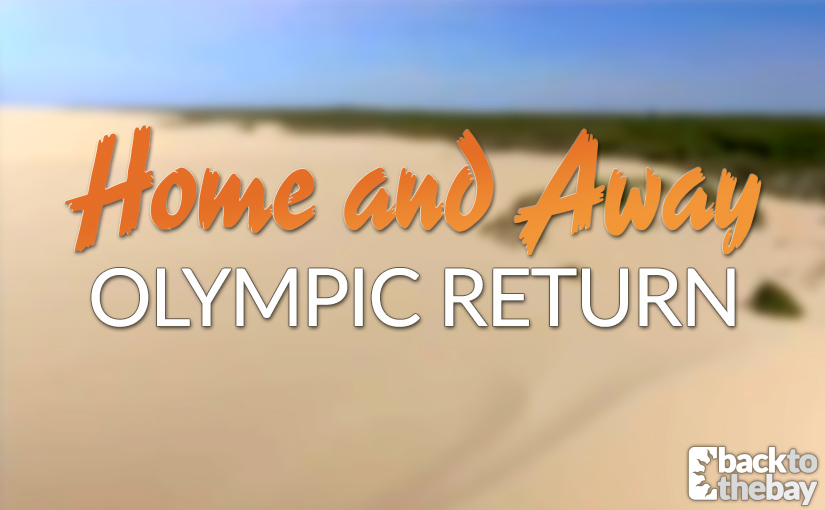Home and Away Olympic Return – Who'll Survive the Plane Crash?