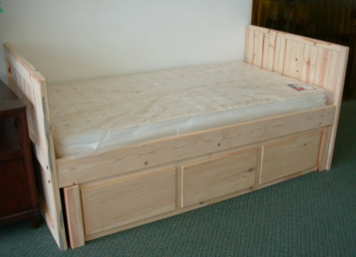 Medium Of Unfinished Pine Furniture