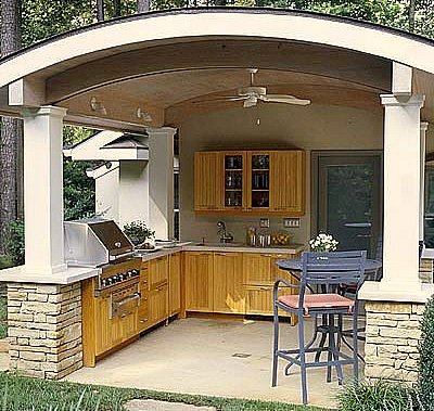 The Best Covered Outdoor Kitchen Ideas and Designs - outside kitchen ideas