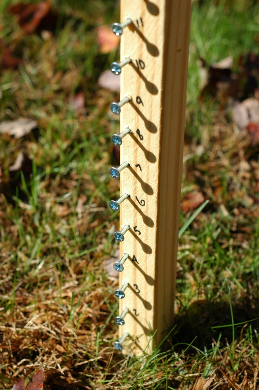 How To Determine Your Yard'S Slope (Or Level, Or Grade) For A