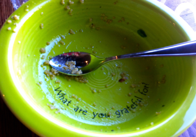 Cafe Gratitude - Vegan - BYB