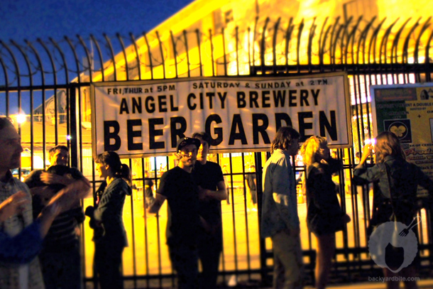 Angel City Brewery - Beer Garden