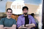 Sean Brennan and Matthew Heffner, owners of The Pie Hole Los Angeles