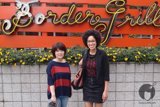 Backyard Bite with Yoko Issasi of Foodstory Japan!