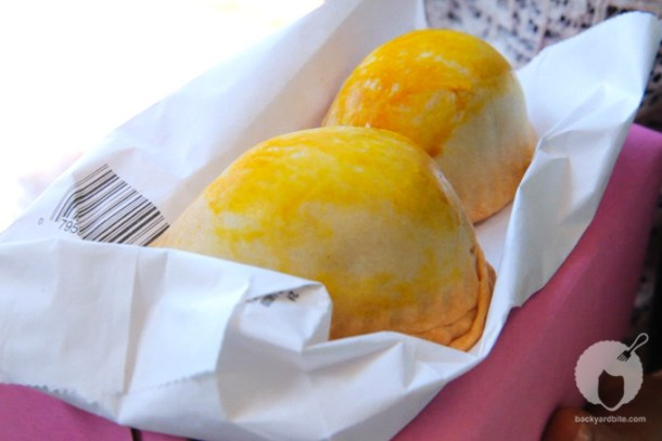 Empanadas from United Bakery