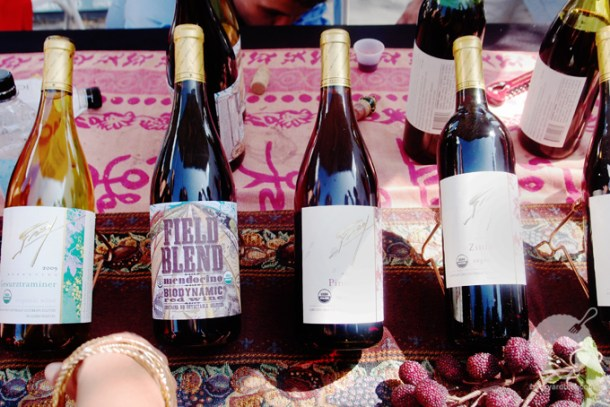 Organic wines by The Frey