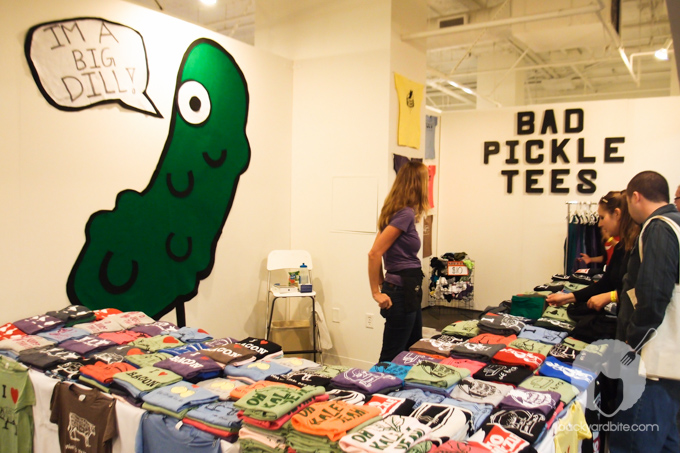 Hilarious foodie T-shirts from Bad Pickle Tees http://www.badpickletees.com/