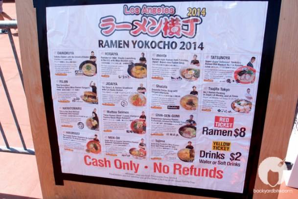 Is there such a thing as too much ramen? No! Maybe...