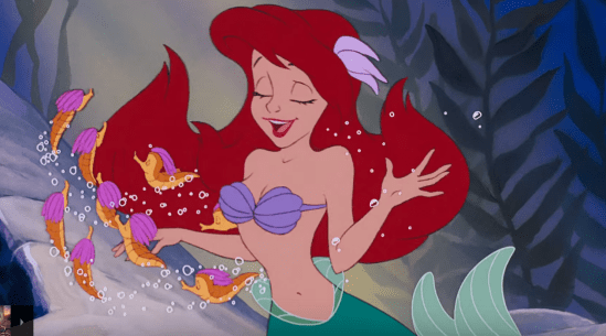 Under the Sea with Ariel