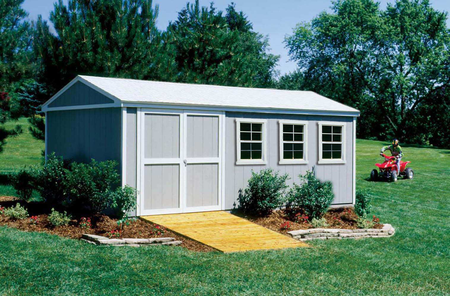 Reasons Why Sheds Are Great Storage Solutions For Racing
