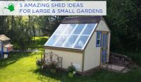 5 Garden Shed Ideas You Have to See to Believe