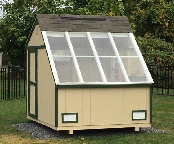 Backyard Greenhouse Shed Garden  Potting Free Install