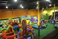 Indoor Fun Center - Backyard Inflatables